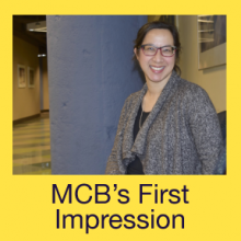 MCB's First Impression