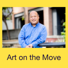 Art on the Move